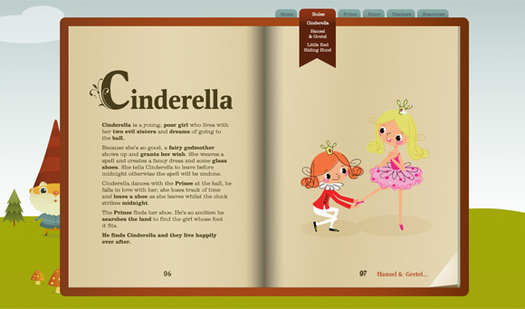 Alcs Modern Fairytales