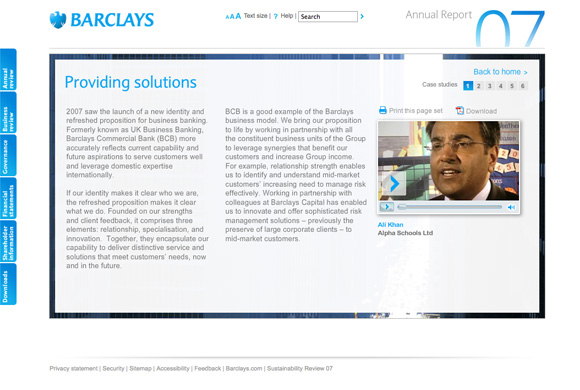 Barclays Annual Report